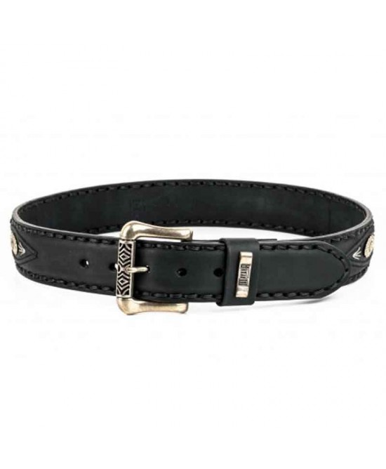 Hand Crafted Spanish Leather Belt