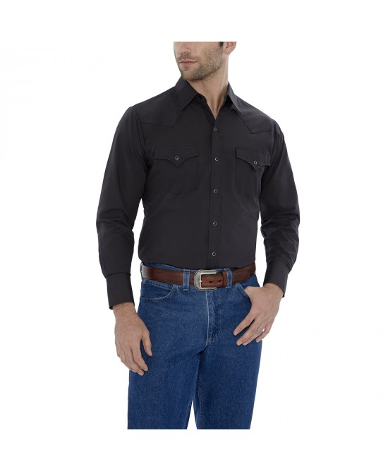 Ely Cattleman - Solid Black