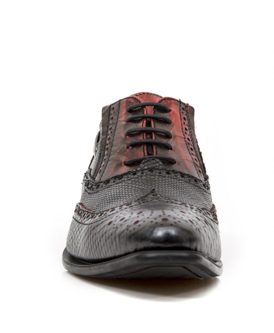 New Rock -  Black And Red - M.NW136-S8