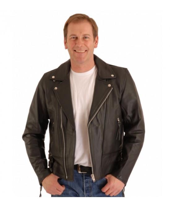 Leather Jacket- Patrol