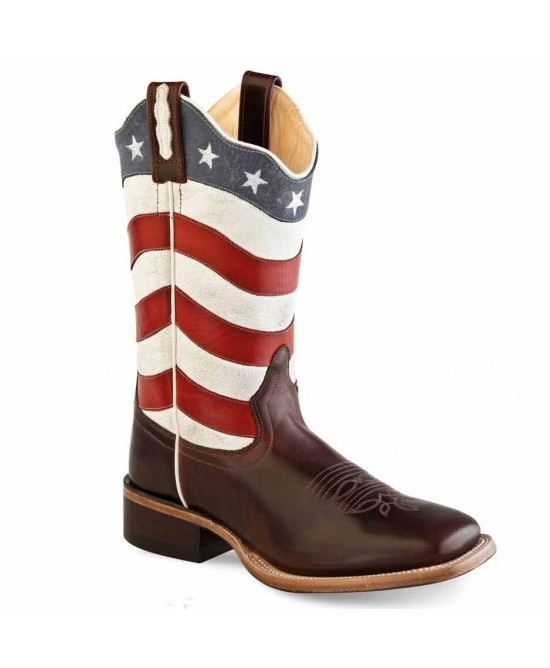 Old West - Red White and Blue - 181116