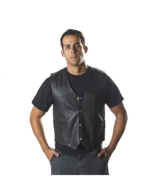 Leather Waistcoat- Levis 201